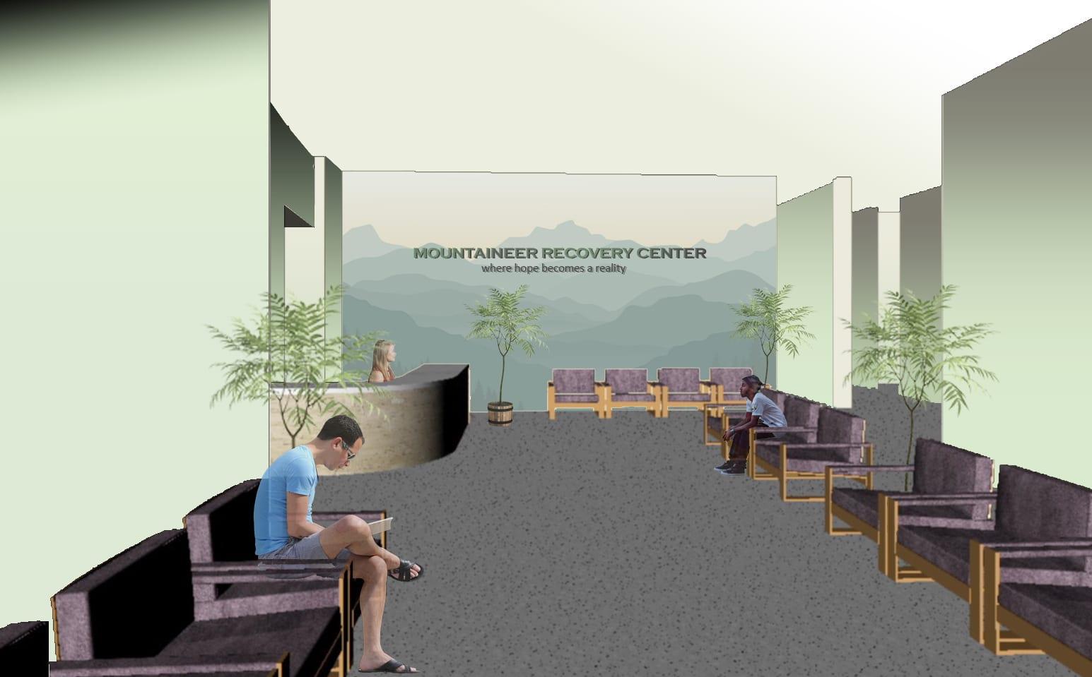 Virtual Tour, waiting room